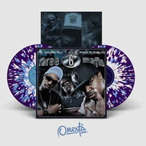 Three 6 Mafia - Most Known Unknown - LTD Colour 2LP