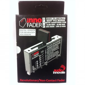 Crossfader Audio Innovate - Innofader PNP Digital (Behringer NOX mixers)
