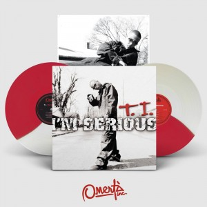 T.I. - I'm serious - LTD Colour 2LP