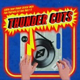 Aeon Seven - Thunder Cuts - Blue 7''