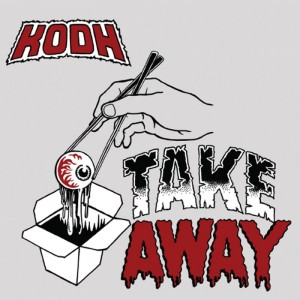 Kodh - Take Away - Red 7''
