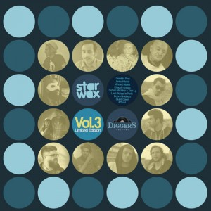 Star Wax - Various Artists vol.3 - 12''