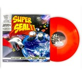 Q-Bert - Superseal II - Orange LP