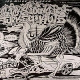Q-Bert - 100 MPH Backsliding Turkey Kuts - White LP