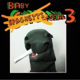 Q-Bert - Baby Superseal 3 (Spaghetti Seal) - Flesh Tone 7''