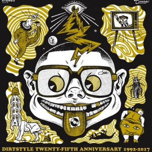 Q-Bert - Dirt Style 25 Year Anniversary - Picture 7''