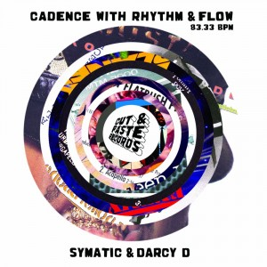 Symatic, Darcy D, Kutclass - Combinations with rhythm and flow - Ltd orange 7''