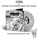 Mister Modo & Ugly Mac Beer - Night Time Stories EP - LTD 2x7''