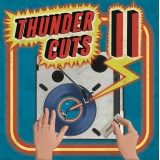 Aeon Seven - Thunder Cuts II - Blue 7''