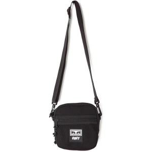 Sacoche Obey - Conditions Traveler Bag - Black
