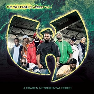 Wu-Tang Clan - The Wu-Tang Classics vol.1 - A shaolin instrumental series - 2LP