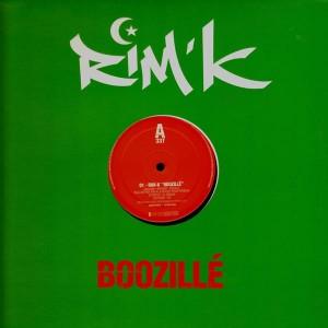 Rim'K - Boozillé - 12''