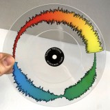 Chris Karns - Visual vinyl vol.1 - Clear - Picture 7''