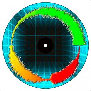 Chris Karns - Visual vinyl vol.1 - Grid - Picture 7''