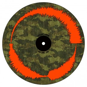 Chris Karns - Visual vinyl vol.1 - Hunter - Picture 7''