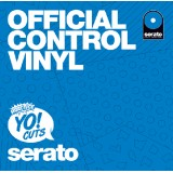 Ritchie Ruftone - Official Practice Yo Cuts Serato Control Vinyl - Blue 2x7''