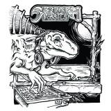 Moschops - Skratch Fossils - 7''
