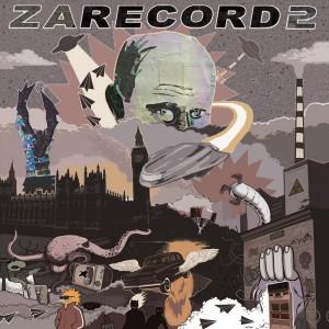 NMCP Studio - Zarecord 2 - 7''