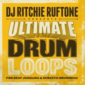 Ritchie Ruftone - Ultimate Drum Loops - 12''