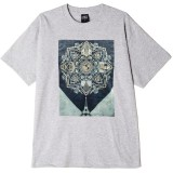 T-Shirt Obey - A Delicate Balance - Heather Grey