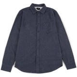 Chemise Obey - Harrington Woven - Navy