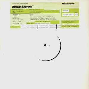 Teemour - M.C. (Don Blakka) - white label 12''