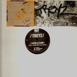 Treyz - Lache le flow / Tape pas ton cevi / 13 minutes pour vivre - 12''