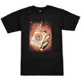 T-Shirt Obey - Black Gold - Black