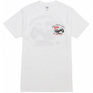 T-Shirt Obey - Be A Maker - White