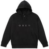 Sweat Capuche Obey - Div Hood - Black