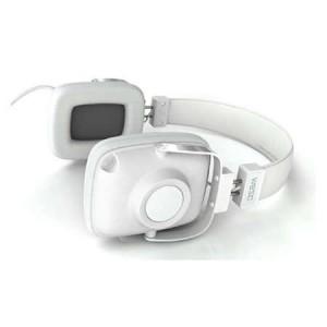 Casque Wesc - White Maraca Handsfree