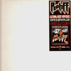 Rohff - Le bal des voyous / Skyrohff - 12''