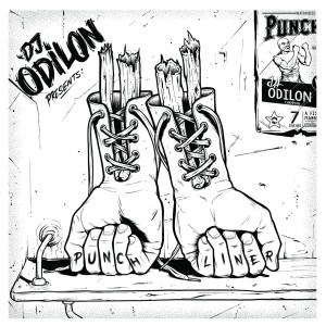 Dj Odilon - Punchliner 2 - 7''