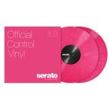 Paire de vinyles Serato - Rose 12''