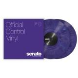 Paire de vinyles Serato - Violet 12''