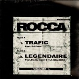 Rocca - Trafic / Legendaire - 12''