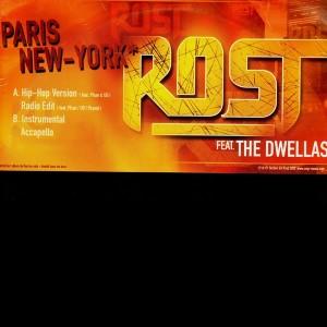 Rost - Paris New-York - 12''