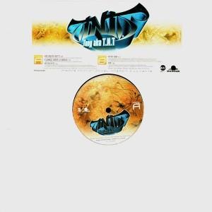 Tonytruand aka TNT - Promo EP - Vinyl EP