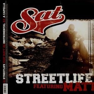 Sat - Streetlife / C mon truc - 12''
