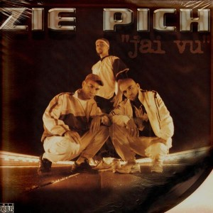 Zie Pitch - Vinyl EP
