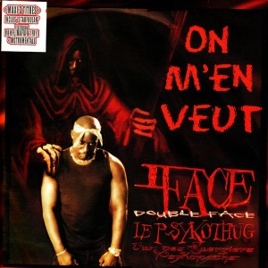 Double Face le Psykothug - On m'en veut - 12''