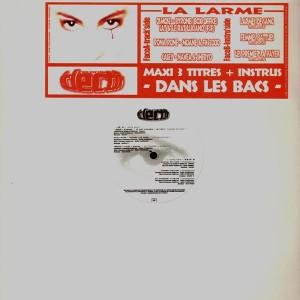 La larme - Various Artists - 12''