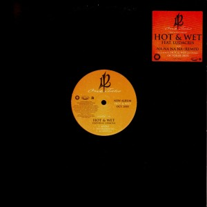 112 (One Twelve) - Hot & wet / Na na na na - promo 12''