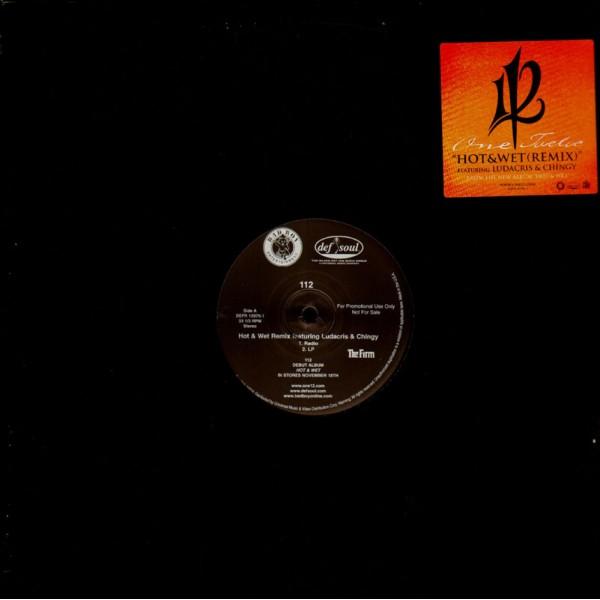 112 One Twelve Hot Amp Wet Remix Promo 12 Temple