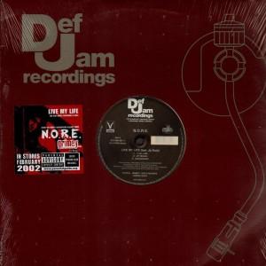 N.O.R.E. - Grimey / Nah mean u heard - 12''