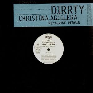 Christina Aguilera - Dirrty - 12''