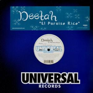 Deetah - El paraiso rico - 12''