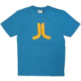 WESC T-shirt - Icon - Brillant Blue