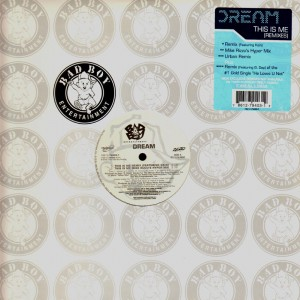 Dream - This is me (remixes) - 12''
