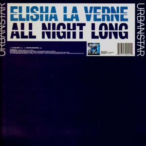 Elisha La Verne - All night long - 12''